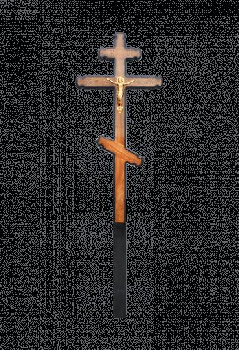 Крест дуб темный