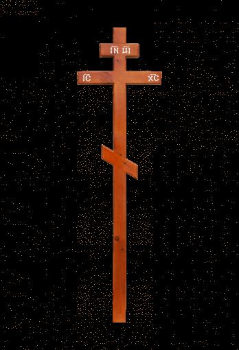 Крест сосна светлый
