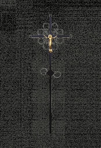 Крест метал тонкий